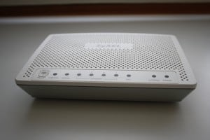 Zyxel router til fullrate