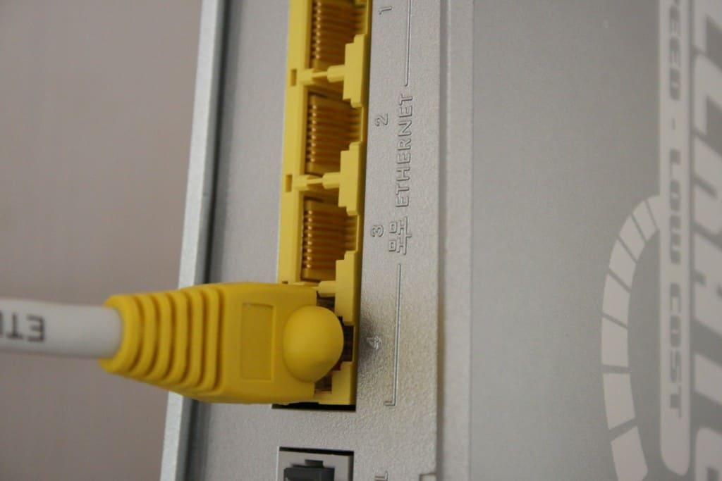 Fullrate trådløs router